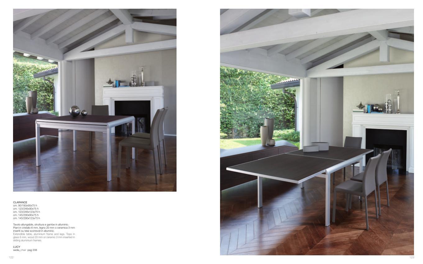 table clarance